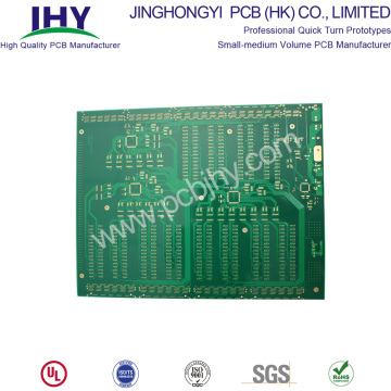 4 Layer Prototype Multilayer PCB Stackup and Manufacturing
