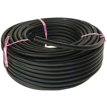 Braided high pressure air hose