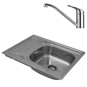 Kitchen Square Single Bowl Sinks Stamping Mould