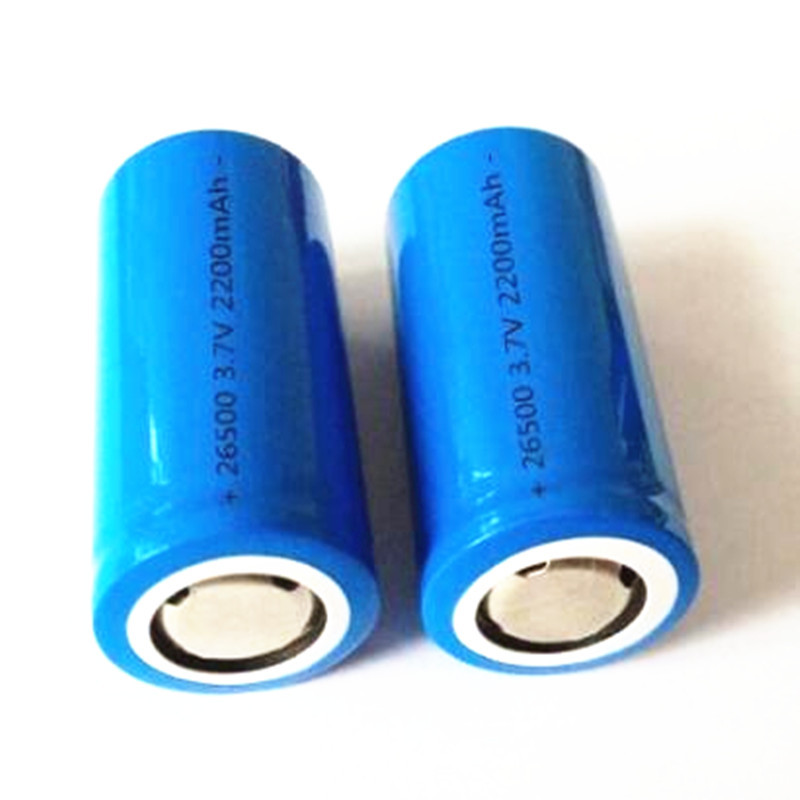 lithium battery for electric cars 26650 3600mah battery