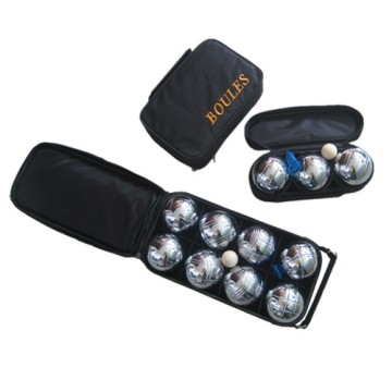 Factory Supply for Bocce Petanque Boules Boules Set for Childrens Adults Garden Game export to Andorra Factory
