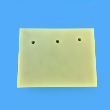 Engineered Plastic 50mm Beige Extruded Nylon Pa6 Plate