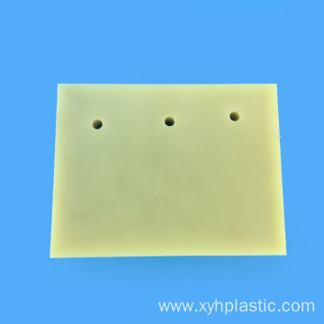 High Wear-Resistant Casting Natural Nylon Sheet