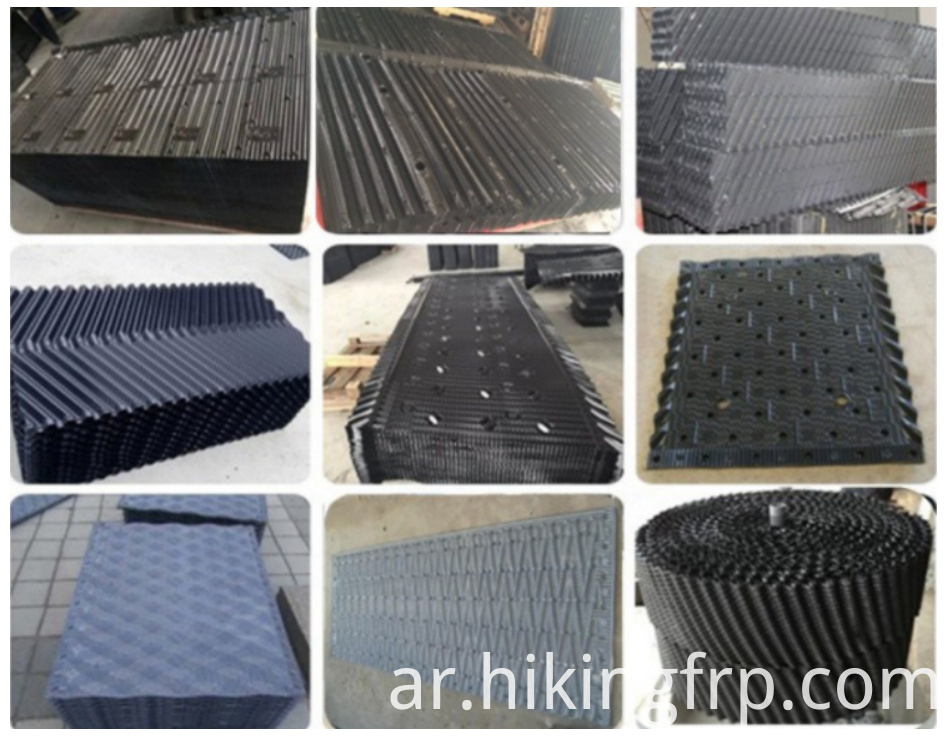 PVC Cooling Tower Filling