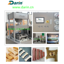 Good Quality for Bone Pressed Machine Pet Snack Made By Rawhide Processing Machine supply to South Korea Suppliers