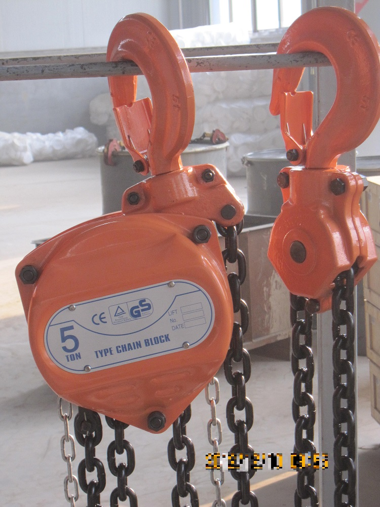 HSZ-C Series chain block