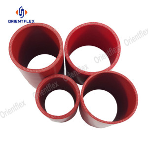 Colored silicone coupler silicone rubber hose/tube