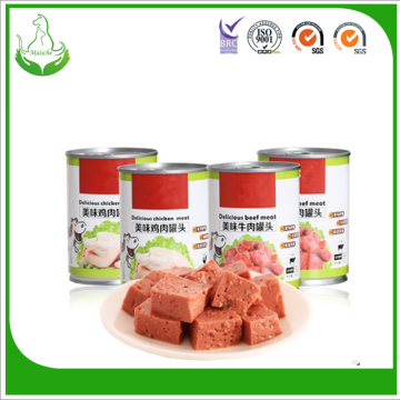 wholesale chicken breast canned wet dog food