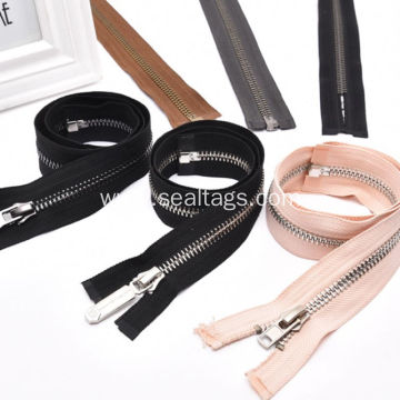 High Quality Pull Sizes Zipper