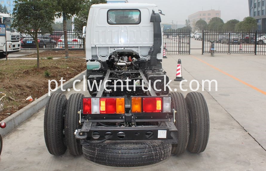 Accident Recovery trucks chassis 4