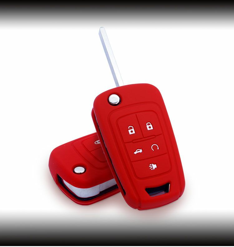 silicone car key shell