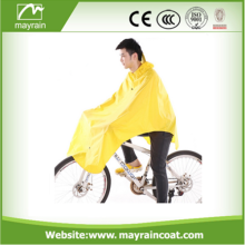 New Design Logo Printed Poncho For Riders