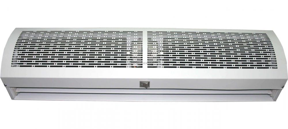 Commercial wall mounted air curtain