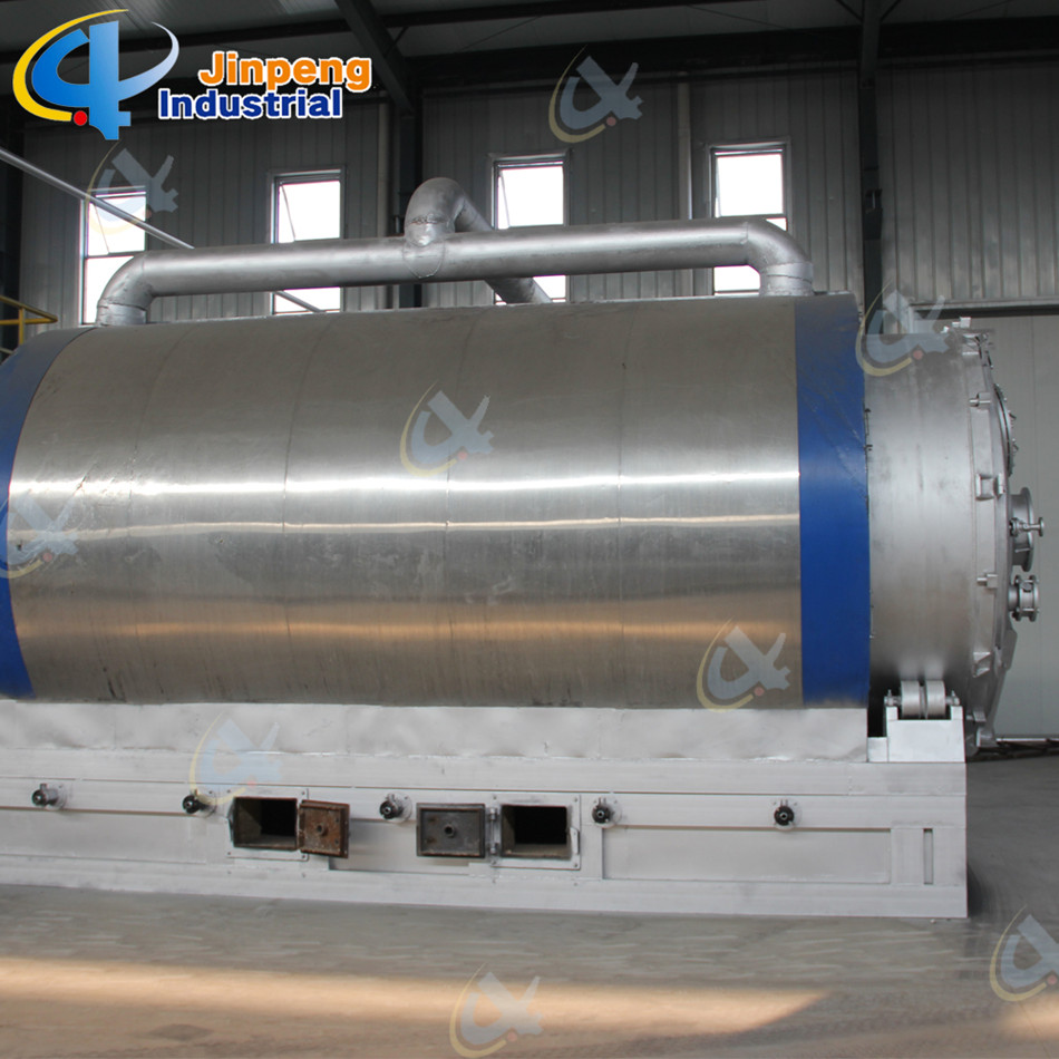 Waste Plastic Refining Oil Equipment