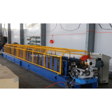 Rain spout seamless gutter forming machine