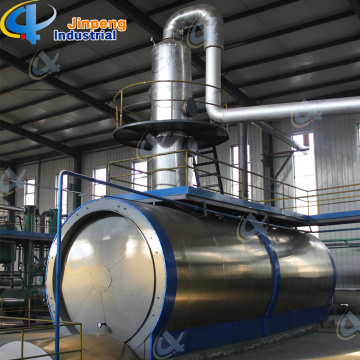 Waste Oil Distillation Machine