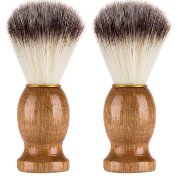 Soft Bristle Hair Men Beard Makeup Shaving Brush