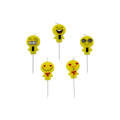 5PCS Different Designed Figure Candle