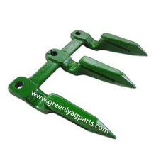 100% Original for hold down clip H153855 H25603 John Deere 3 prong knife guard export to Macedonia Manufacturers