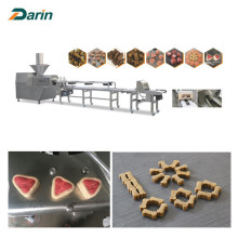 Lecithin Dog Treat Forming Machine Cold Extrusion
