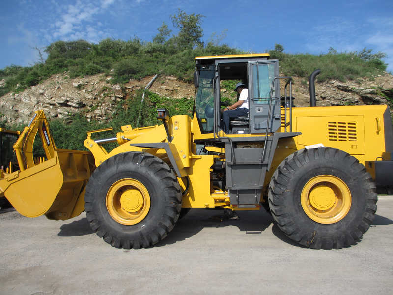 6 Tons Wheel Loader