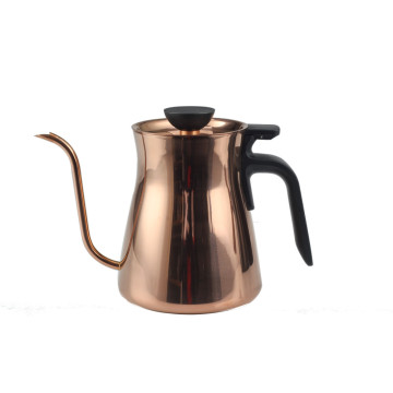 Copper Coffee Pour Over Kettle