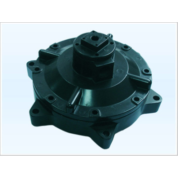 Aluminum Die Casting Pulse Valve Dust Body