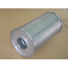 Good Quality for Middle Muffler Round Universal Exhaust Muffler supply to Niue Wholesale