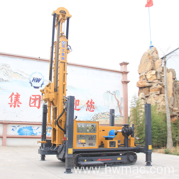 Portable Crawler 500M Water Well Drilling Rig