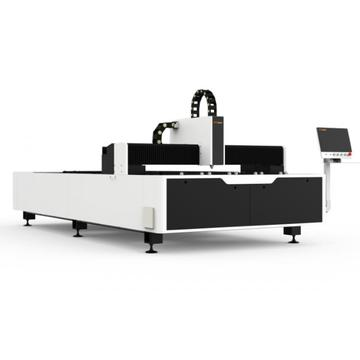 Open Type Exchange Fiber Laser Cutting Machine ET