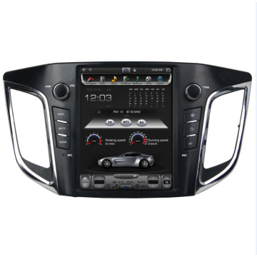 10.3 inch verticale touch screen Hyundai IX25