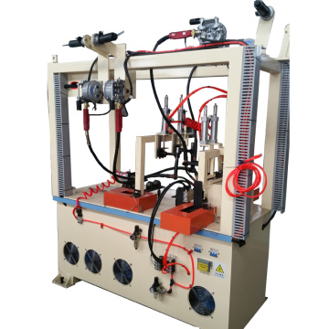 Automatic Welding Machine for U-head Jack of Scaffold