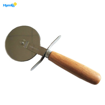 Rubber Wood Handle Pizza Cutter Wheel Best