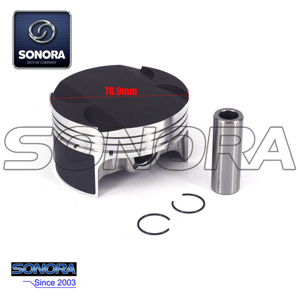NC250 Engine Piston Kit (5)