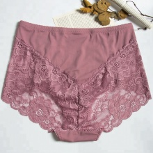 Short Lead Time for Sexy Plus Size Clothes Fresh six Colors underwear women cotton panties export to Russian Federation Manufacturers