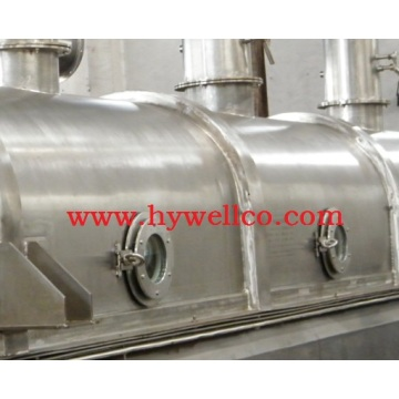 Granular Drying Machine-ZLG Vibration Fluid Bed Dryer