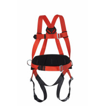 China Manufacturers for Rock Climbing Harnesses Outdoor Climbing Safety Harness Full Body Protection SHS8006-ADV export to Colombia Importers