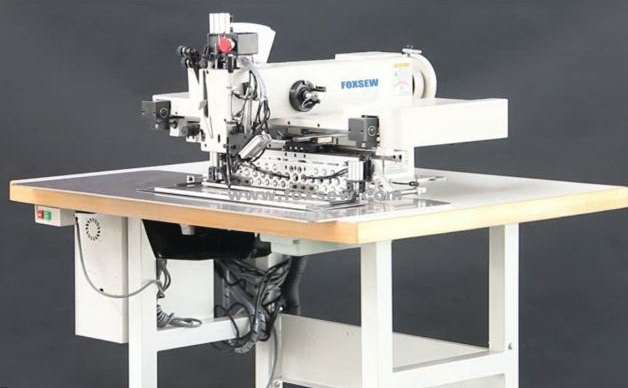 Extra Heavy Duty Programmable Pattern Sewing Machine for Extremely Thick and Hard Materials