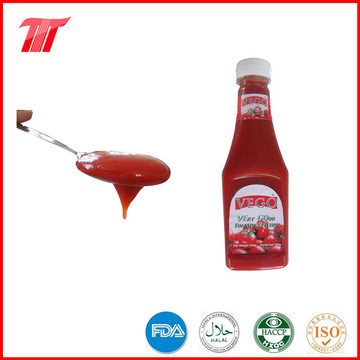 cheap tomato ketchup with fresh raw material
