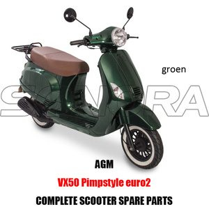 AGM VX50 PIMPSTYLE SCOOTER BODY KIT ENGINE PARTS COMPLETE SCOOTER SPARE PARTS ORIGINAL SPARE PARTS