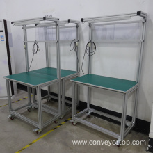 OEM manufacturer custom for Aluminum Esd Work Table The Portable Assembly Working Table supply to Portugal Supplier