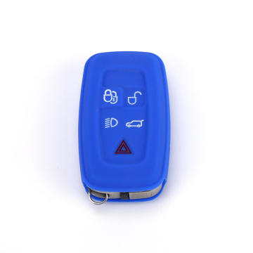 Hot Sale Silicone Key Case For Land Rover