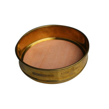 Customized Copper Brass Test sieve