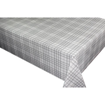Pvc Printed fitted table covers Table Linens Hamilton