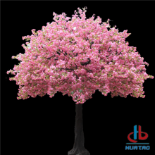 High Similar Artificial Peach Blossom Tree