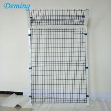 Powder Coated Wrought Iron Airport Fence Panels