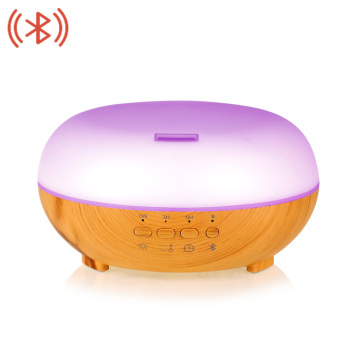Electric Home Aroma Essential Oil Difusor Musica
