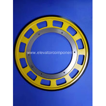 Friction Pulley for Schindler Escalators 587*30*10