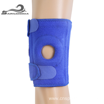 Customized knee support brace