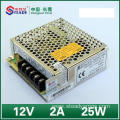 Network Power Supply 12VDC 25W